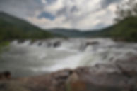 Sandstone Falls, WV by Jonathan Jackson - Fine art photography for sale on www.mountainmultimedia.net