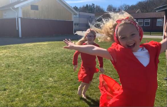 Strömskolan danslektion 2020