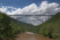 New River Gorge Bridge, WV by Jonathan Jackson - Fine art photography for sale on www.mountainmultimedia.net