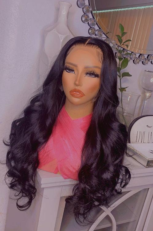 Megan ( Raw Vietnamese Hair)