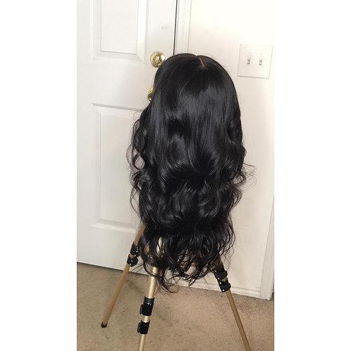 "26"" Closure Slip on wig ( Straight Hair)"