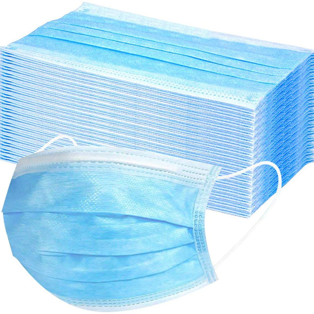 3-Ply Disposable Mask