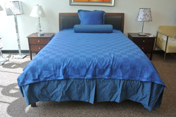 Luxor Blue Bedding Set (CH) 6.4.15