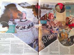 Om Sollund Gård i avisa
