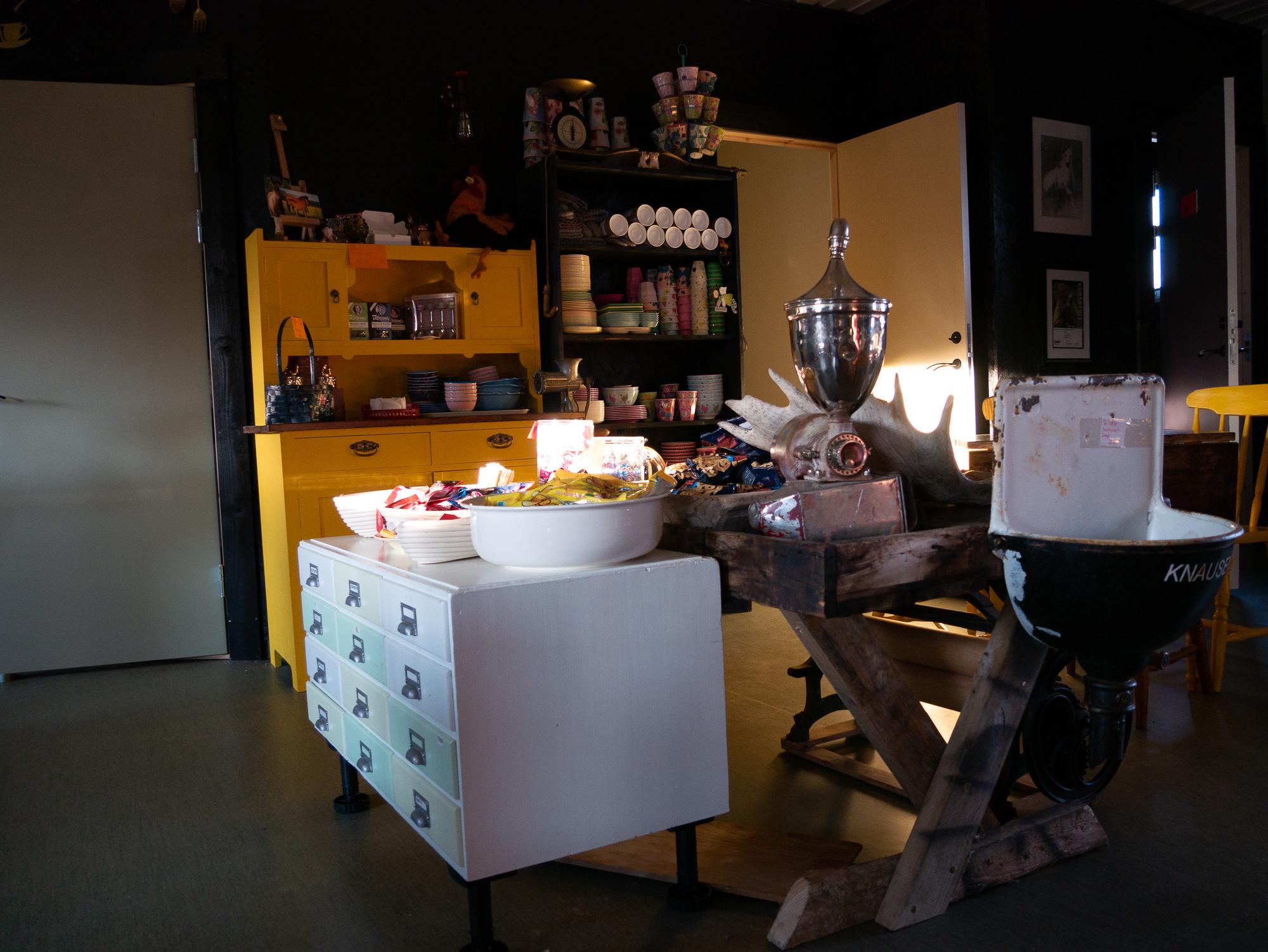 I Fjøsen Kafé