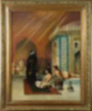 harem Pool von Jean-Leon Gerome