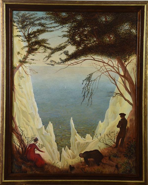 kreidefelsen von Caspar-David Friedrich