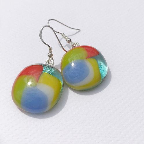 Happy Spring - Drop Earrings