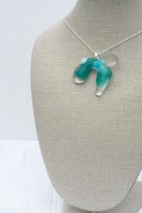 Aquas I (Freeform pendant)