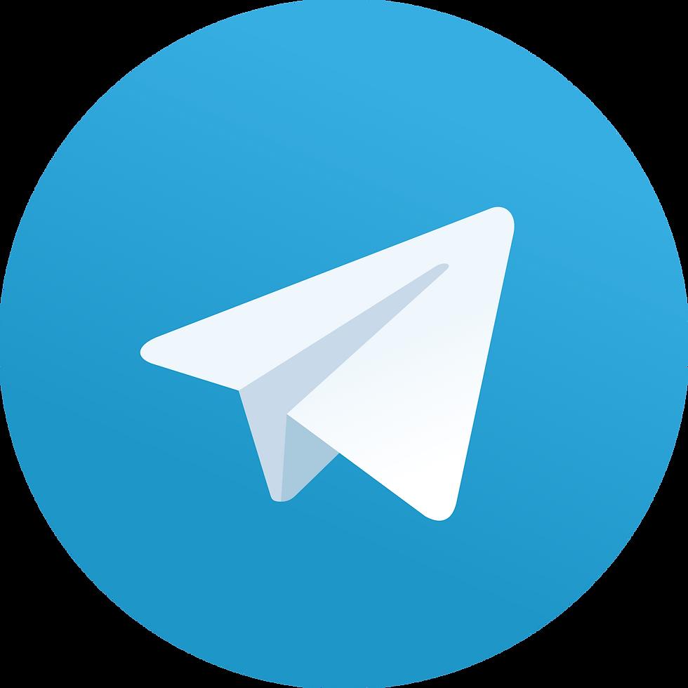 telegramiconblue