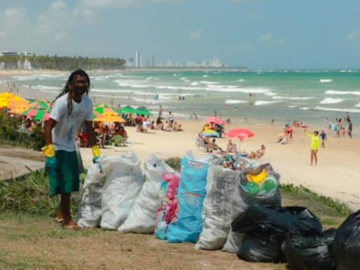 Nota Pública   Em defesa da atuação do Onda Limpa no Cabo de Santo Agostinho