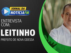 Entrevista com Leitinho