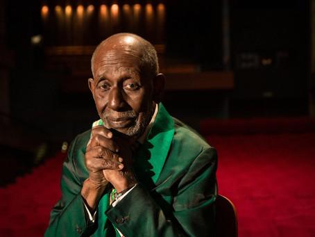 Sambista Nelson Sargento morre no Rio aos 96 anos