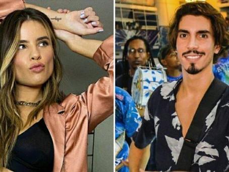 Cantora Giulia Be e Gabriel David, ex de Anitta, estão namorando