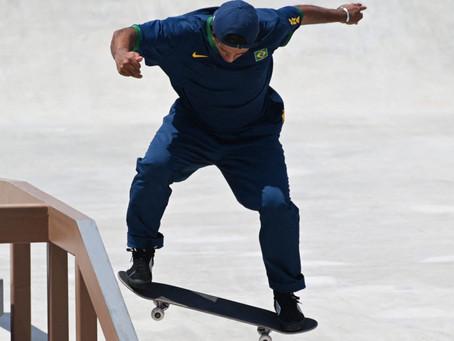 Prata! Kelvin Hoefler conquista primeira medalha para o Brasil no skate