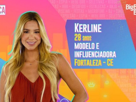 BBB21: Kerline é a primeira eliminada do reality show; confira!