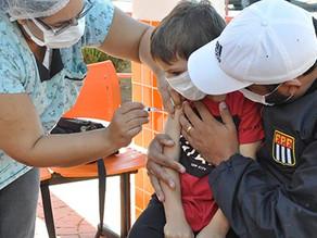 Americana inicia vacinação contra gripe nesta segunda-feira