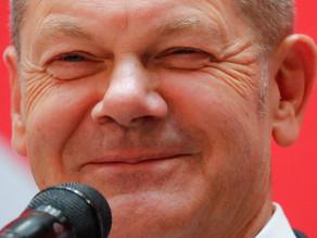 Eleições na Alemanha: sociais-democratas vencem por margem pequena