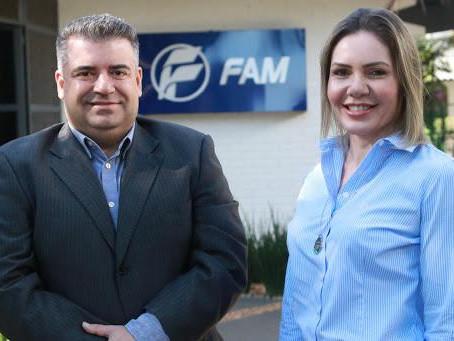 FAM anuncia mega operação para vacinação