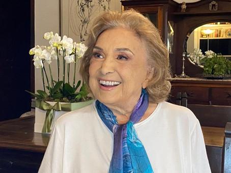 Eva Wilma morre aos 87 anos em SP