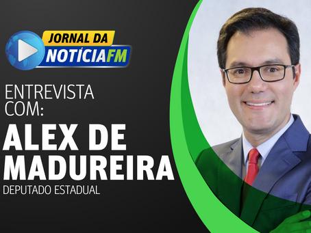 Entrevista com Alex de Madureira