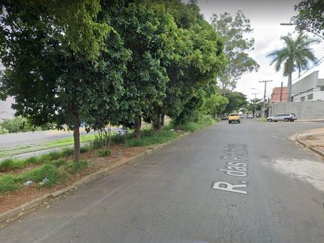Rua das Petúnias vai permanecer interditada por precaução