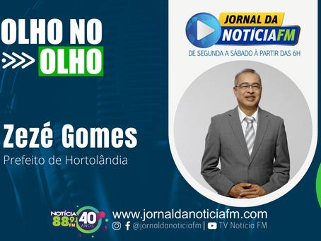 Olho no Olho com Zezé Gomes