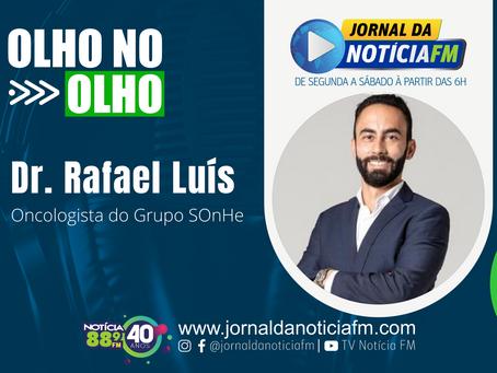 Olho no Olho com Dr. Rafael Luís
