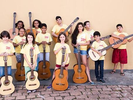 Santa Bárbara abre inscrições para aulas gratuitas de música