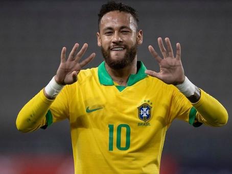 Exclusivo: Neymar dá festa após perder final da Copa América