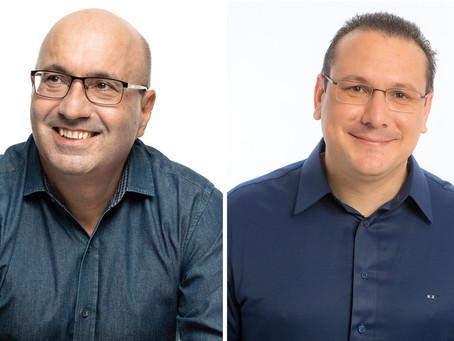 Dário Saadi, do Republicanos, e Rafa Zimbaldi, do PL, vão disputar o 2º turno em Campinas