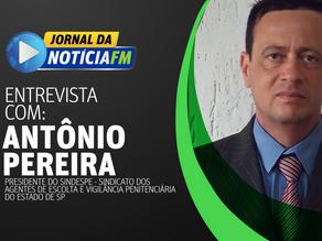 Entrevista com Antônio Pereira