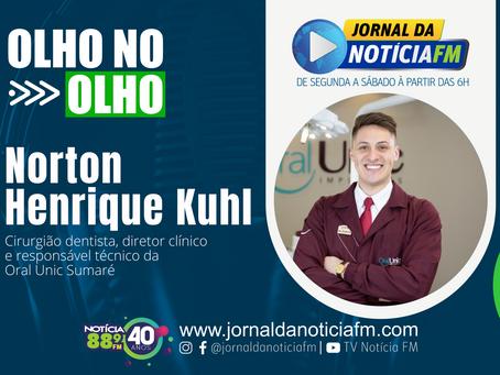 Olho no Olho com Dr. Norton Henrique Kuhl
