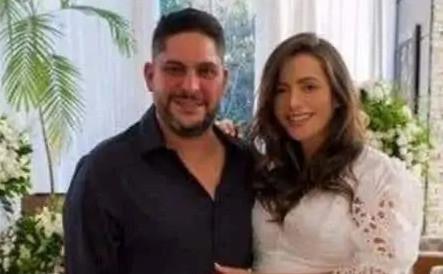 Sertanejo Jorge, se casa com ex-muher do seu ex-cunhado