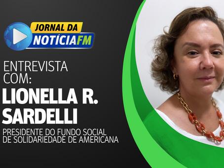Entrevista com Lionela Ravera Sardelli