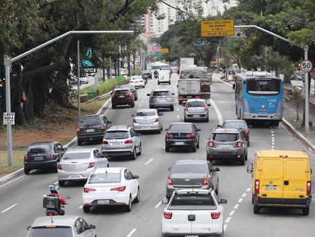 Prefeitura de SP retoma rodízio tradicional de veículos na próxima segunda