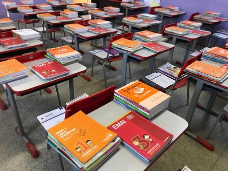 Governo de SP define presença de alunos opcional nas fases vermelha e laranja