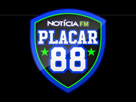 Equipe de esportes da Notícia FM transmite jogos ao vivo pelo rádio e plataformas digitais