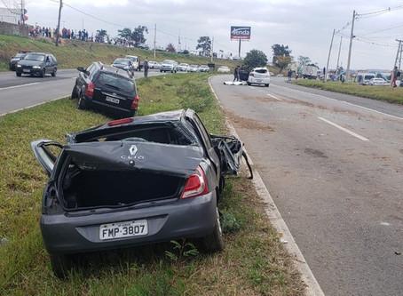 Acidente mata duas pessoas em rodovia de Sumaré