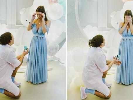 Whindersson Nunes escolhe anel de R$ 57 mil para dar à noiva