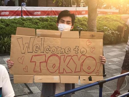 Cerimônia abre Olimpíadas de Tóquio sem público