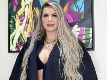 Viúva de MC Kevin, Deolane Bezerra tem conta do Instagram derrubada