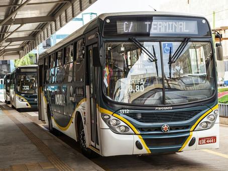 Tarifa de ônibus terá aumento de 10,2% a partir de domingo em Santa Bárbara d'Oeste