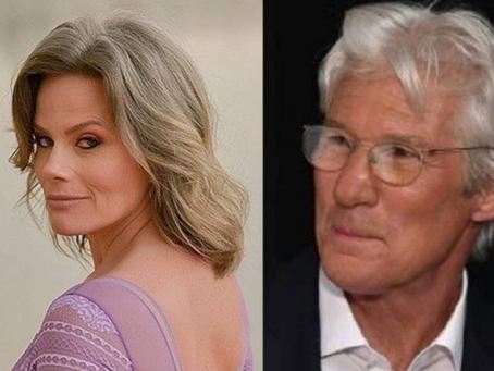 Maria Cândida fala de flerte com o galã Richard Gere em entrevista: 'me procurou no hotel'