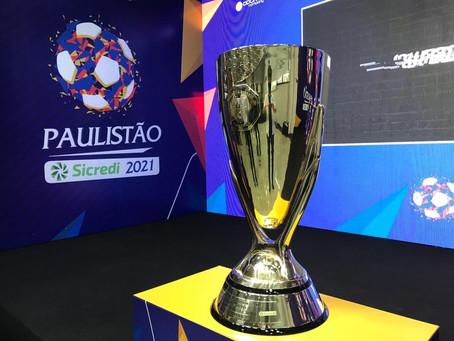 Governo de São Paulo decide manter o Campeonato Paulista em andamento
