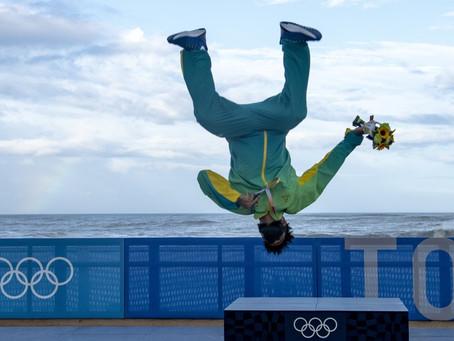 Italo Ferreira conquista primeiro ouro do Brasil nas Olimpíadas de Tóquio