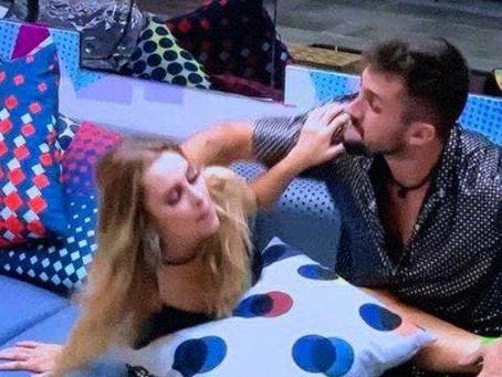 Arthur beijar e segurar Carla caracteriza importunação? Advogados opinam