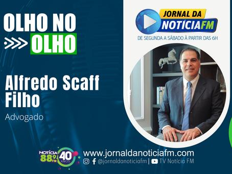 Olho no Olho com Alfredo Scaff Filho
