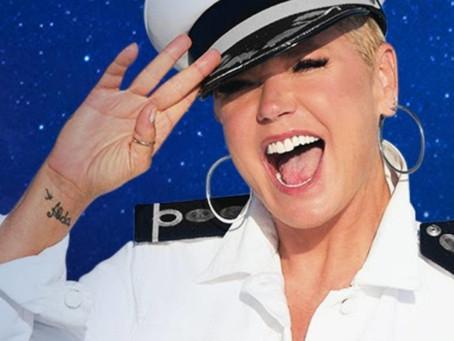 Descubra mais detalhes sobre o navio temático da Xuxa
