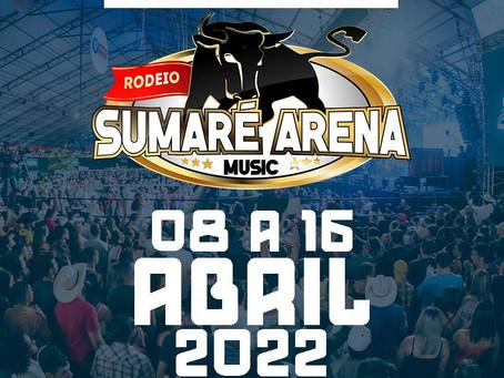 Sumaré Arena Music confirma realização do evento em 2022